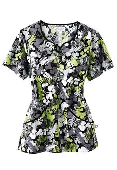 Med Couture Scrubs blend fashion and function, featuring form-fitting materials and extra pockets. Order these amazing scrubs online from Scrubs and Beyond! Nursing Clothes, Nursing Scrubs, Med Couture Scrubs, Scrub Shop, Cute Scrubs, Scrubs Uniform, Work Wear, Uniform Ideas, Vestidos