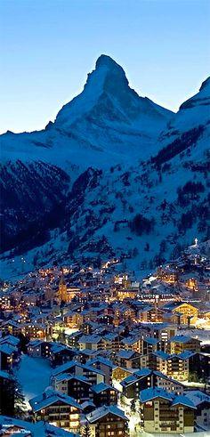Zematt and Matterhorn,Switzerland                                                                                                                                                      Más