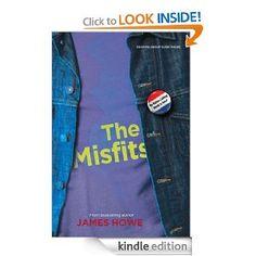 Amazon.com: The Misfits eBook: James Howe, Gerald Slota: Kindle Store