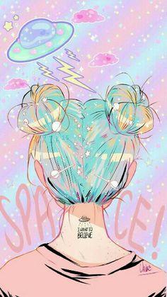 New wall paper anime manga beautiful Ideas Tumblr Wallpaper, Wallpaper Pastel, Unicornios Wallpaper, Kawaii Wallpaper, Cute Wallpaper Backgrounds, Wallpaper Iphone Cute, Pretty Wallpapers, Cellphone Wallpaper, Galaxy Wallpaper