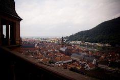 Heidelberg germany castle