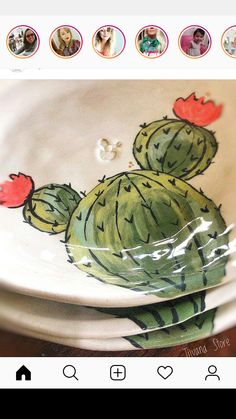 Hand Painted Pottery, Pottery Painting, Hand Painted Ceramics, Ceramic Painting, Ceramic Art, Ceramic Plates, Ceramic Pottery, Pottery Art, Mexican Hacienda Decor