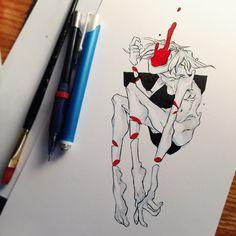 GORETOBER 15 by corviday.deviantart.com on @DeviantArt