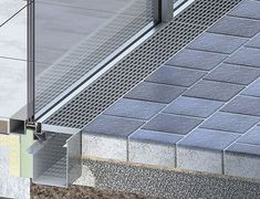 Kastenrinne Typ ino 605 KR - Drainage for Pavement Systems