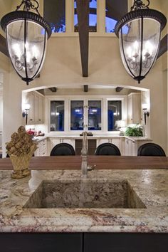 When to Choose a Granite Sink - Find Out On the QB Blog!