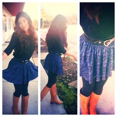 Sunday church outfit !