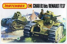 Matchbox-Char-B.1-bis-Renault-FT.17_Roy-Huxley