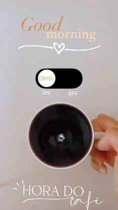 Ideas para dar los buenos días en tus stories Instagram Blog, Instagram Emoji, Instagram Editing Apps, Iphone Instagram, Coffee Instagram, Ideas For Instagram Photos, Creative Instagram Photo Ideas, Instagram Frame, Instagram And Snapchat