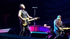 Bruce Springsteen & The E Street Band JUNGLELAND Milano San Siro July 3 ...