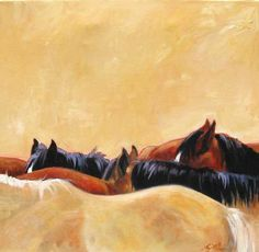 Western Art Paintings and Sculptures - West Lives On Gallery