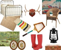 How about bringing bohemian decoration to your home, the choice of free and creative souls? If the idea of ​​a colorful and unorthodox living space attracts you, you are at the right spot. Here's all about the bohemian decoration. Camping Bedroom, Summer Camp Themes, Camping Aesthetic, Moonrise Kingdom, Retro Summer, Lake Cabins, Camping Theme, Boys Room Decor, Home Decor Inspiration