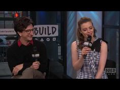 "BUILD Series: Paul Rust And Gillian Jacobs Discuss Their Netflix Show, ""Love"""