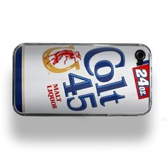 iPhone Cases, said colt 45 and two zig zags baby that's all we need.. Afroman**