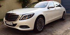 يزيد الراجحي أول مالك لـ مرسيدس مايباخ S600 في السعودية