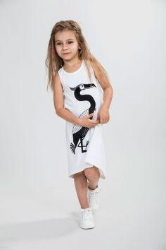 dress with cormorant