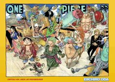Nuevos looks _ One Piece