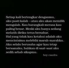 Quotes Rindu, Poetry Quotes, Daily Quotes, Book Quotes, Words Quotes, Life Quotes, Hurt Quotes, General Quotes, Quotes Galau