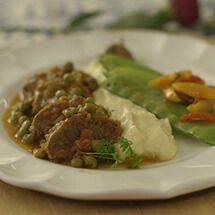 Encontre Receitas de Língua ao molho Porto e purê e outras carnes especiais. Conheça a Academia da Carne e faça cursos e aprenda receitas