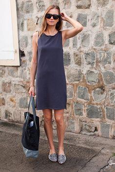 the summer sunglasses outfits womens fashion clothes style apparel clothing closet ideas casual dress black handbag
