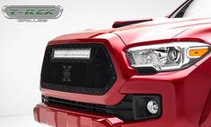 T-Rex Tacoma Stealth *Torch* Grille Insert w/ (1) 20 LED Light - All Black - 2016+ [6319411-BR] - $1,191.85 : Pure Tacoma Accessories, Parts and Accessories for your Toyota Tacoma