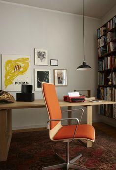 Arne Jacobsen Oxford Chair