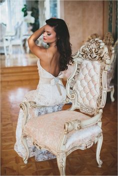 Love the hair! And love all the poses in this shoot!  ~Alice Padrul Bridal Shoot by Codrean Photography