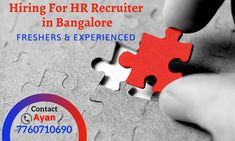 Job Description Urgent Requirement for Hr recruiter . Freshers / experience can apply salary upto plus unlimited incentive. Holistic Approach, Work Life Balance, Job Description, Company Profile, Human Resources, How To Apply