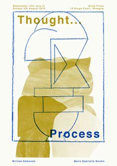 THOUGHT...PROCESSWILL EDMONDS & MALIN GABRIELLA NORDIN – GOOD PRESS