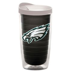 #Tervis #Eagles 16 Ounce Black Wrap Tumbler $19.99