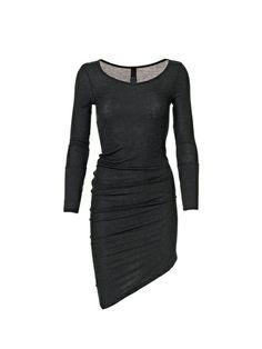 Curved Short Dress | Maikel Tawadros | Wolf & Badger