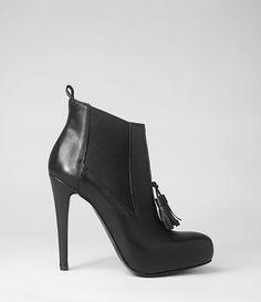AllSaints Kiss Tassel Boot | Womens Boots.  $398.00
