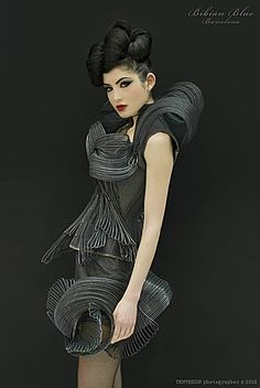 """eleven:eleven"" AW 2012 fashion show by Bibian Blue"