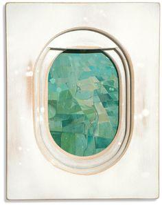 Jim Darling - window series, such a cool idea.