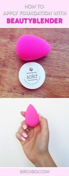 The perfect beauty tool can completely transform your entire look. A makeup staple for the everyday girl and makeup artists, the BeautyBlender can definitey take any look up a notch. Here are tips on using the tool to apply foundation perfectly.