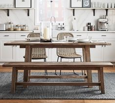 Shop Pottery Barn for expertly crafted small dining room furniture. Find small dining tables, chairs and more perfect for a small space or apartment. Pine Dining Table, Reclaimed Wood Dining Table, Dining Table With Bench, Trestle Dining Tables, Extendable Dining Table, Dining Chairs, Desk Chairs, Outdoor Dining, Dining Chair Slipcovers