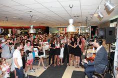 Unplugged Sebastián Ramírez en N&S c.c. El Osito (La Eliana)  // Vestuario Oficial @@tiendasdemoda N&S N&S - PREMIUM by Jack & Jones \\