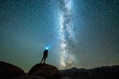 The Perseid meteor shower of 2016 will hit its peak in the Northern Hemisphere…