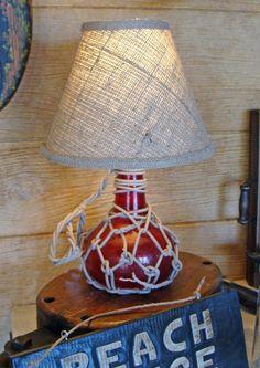 Size Nautical, Nautical Lamps, Nautical Table, Nautical Coastal, Bulb  Attachment, Attachment Measures, Measures 4, Affordable Shade, Perfect  Affordable