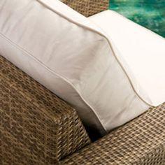 Thos. Baker - Teak Outdoor Furniture - Wicker Patio Furniture - Home Decor