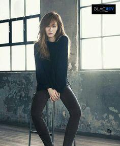 161106 Kwon Yuri foe Blackey jeans #yuri #snsd #kwonyuri #소녀시대 #유리 #권유리