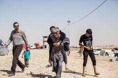In Pictures: Iraqis flee to Kurdistan Region - In Pictures - Al Jazeera English