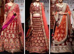 Lakme Fashion Week Winter/Festive 2016 - Saroj Jalan (Desi Bridal Shaadi Indian Pakistani Wedding Mehndi Walima Lehenga / #desibridal #indianbridal #pakistanibridal #indianwedding #pakistaniwedding #desiwedding #wedding #shaadi #lehenga #bridal #mehndi #walima)