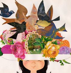 photo  Jennie's Hat    written & illustrated by Ezra Jack Keats (1966).