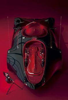 Autos Intergalactic by Daniel Simon