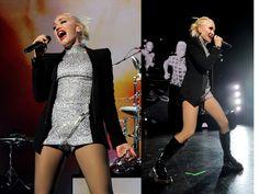 Hot Or Not? Gwen Stefani's Futuristic Punk Rock Look. http://buzznet.com/~65a7dab