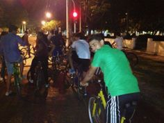 Ciclo Tour  (barranquilla nocturna)