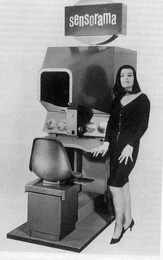 Morton Heilig - Sensorama Machine 1957