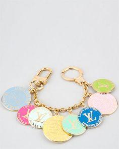 Louis Vuitton Pastilles Keychain