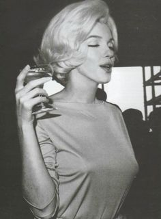 Glamour {Marilyn}