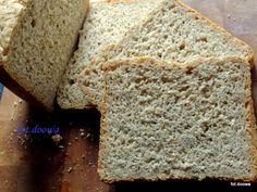 Moje Małe Czarowanie: Chleb żytnio-orkiszowy z automatu Bread, Food, Meal, Essen, Hoods, Breads, Meals, Sandwich Loaf, Eten